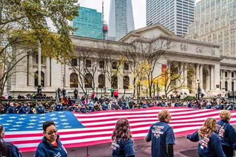 Veterans Day Parade NYC - November 11, 2012, Photo by: Edwin Morales