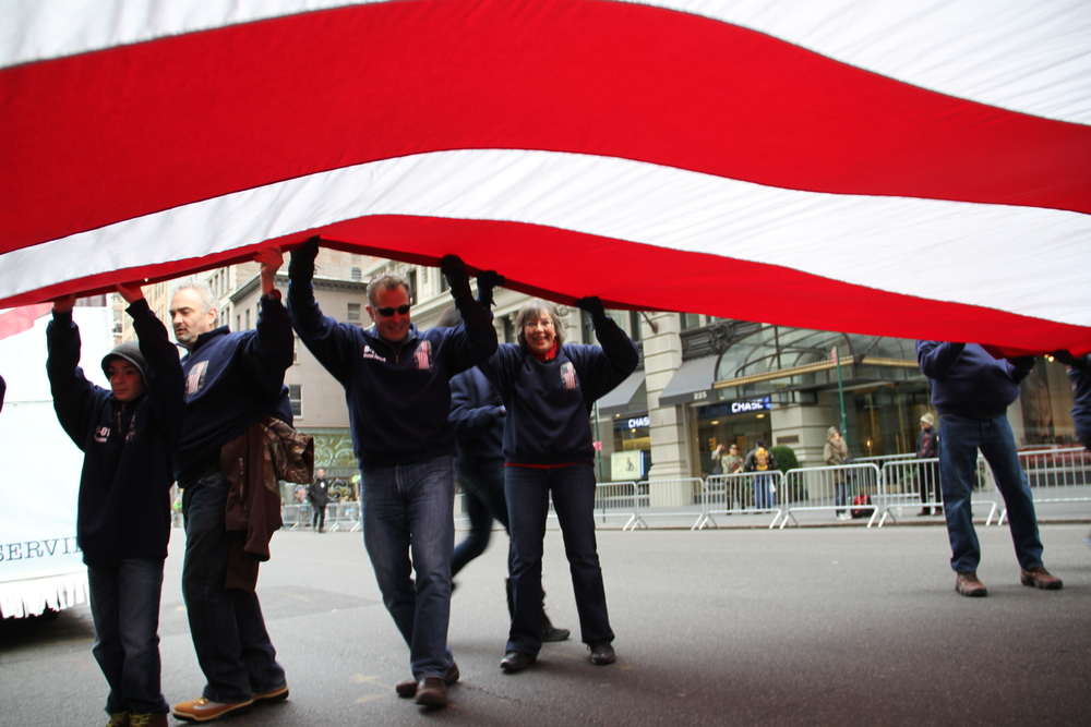 Veterans Day NYC, November 11, 2013, Photo by: Cierra Mazzola