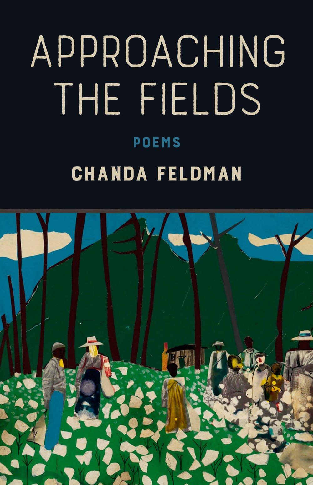 Approaching The Fields By Chanda Feldman