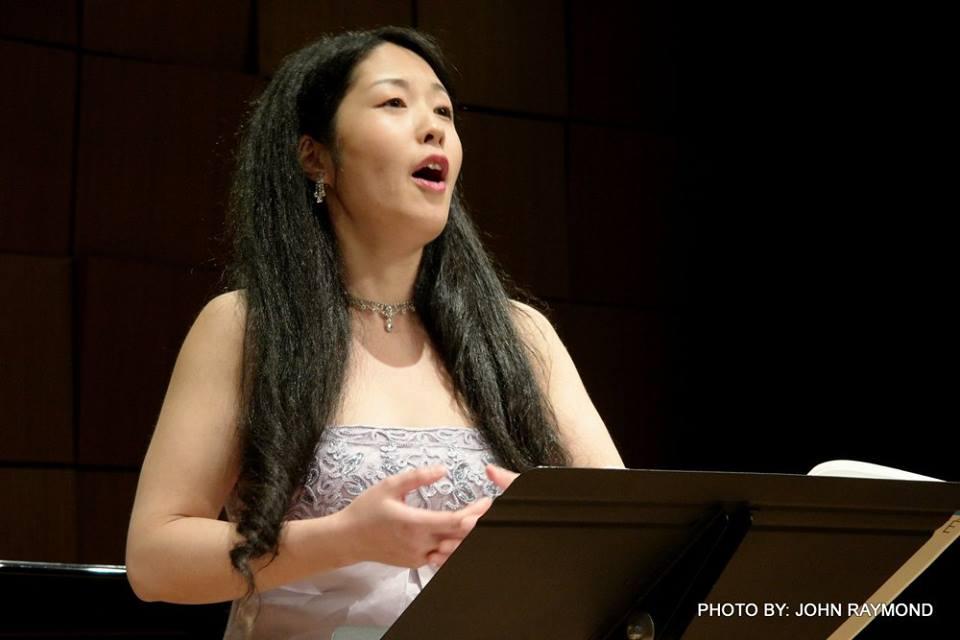 Keiko Ueda, Voice