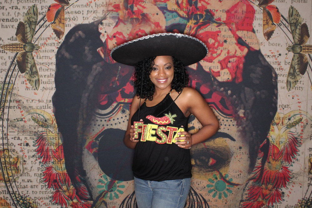 Cinco De Mayo Custom Backdrop
