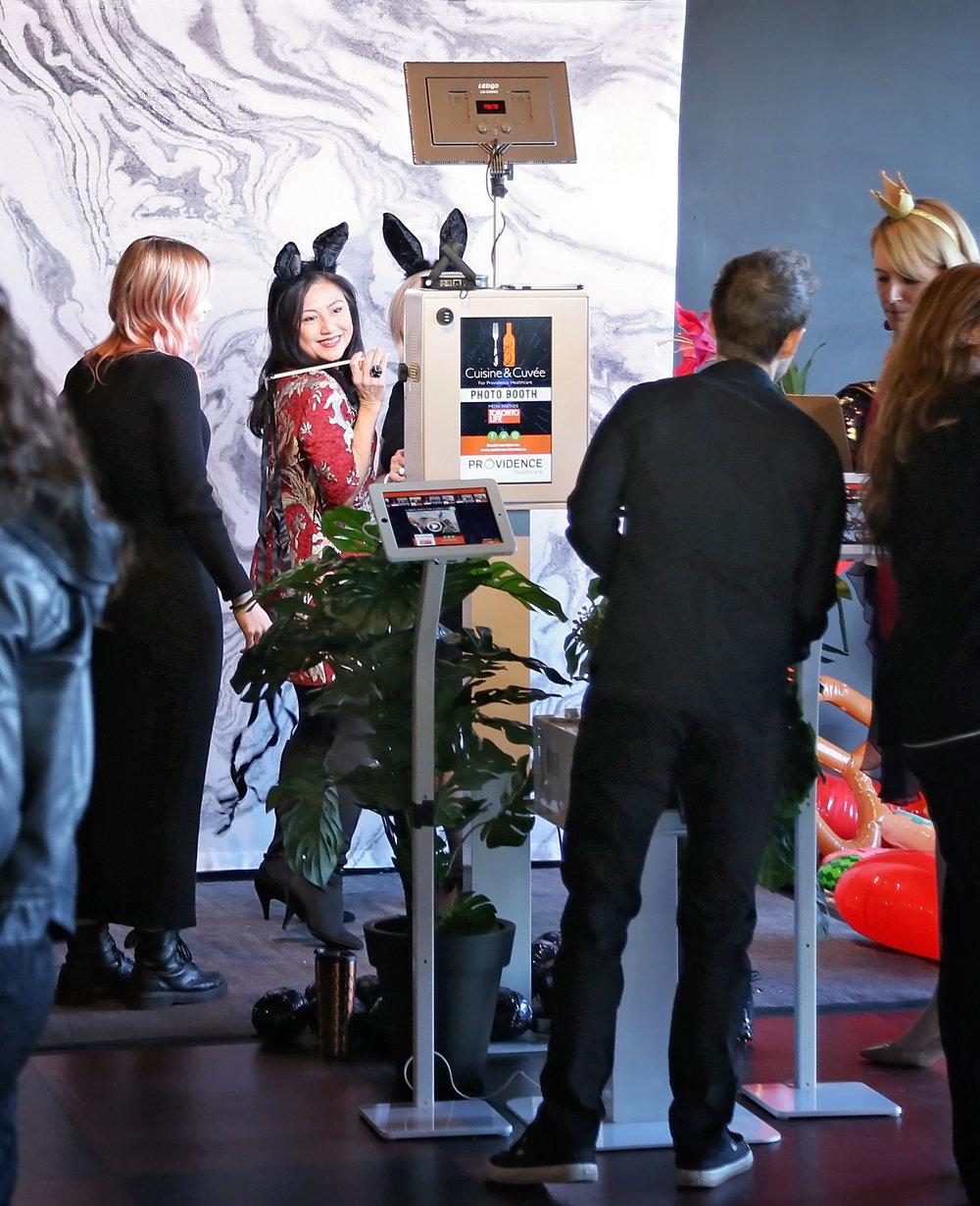 Modern Toronto Photo Booth