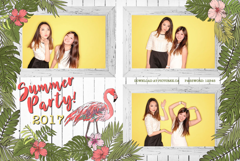 tropicalsummer4x6 photo booth