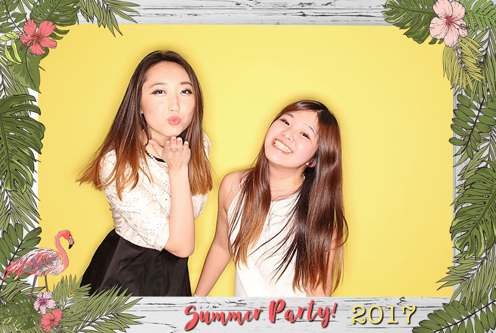 tropicalsummerGIF photo booth toronto