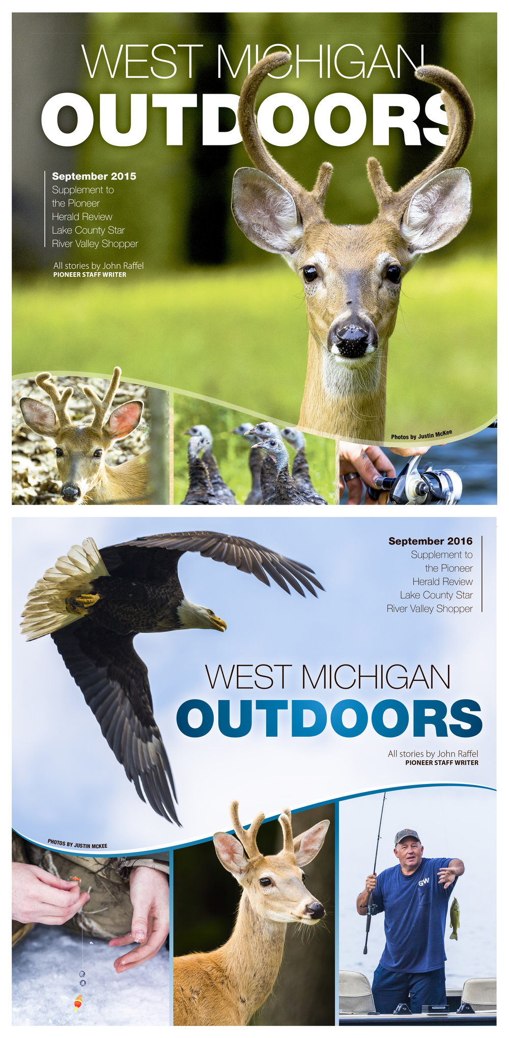 West Michigan Outdoors Covers