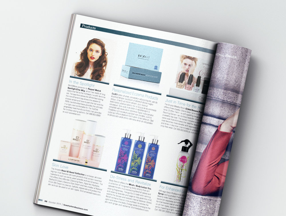 Product Reviews  Spread the word by teaming up with product reviewers in beauty, lifestyle, and fashion magazines