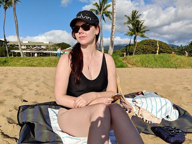 Beach goth vibez 🏴