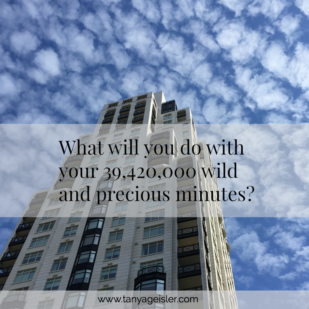 What will you do with your minutes