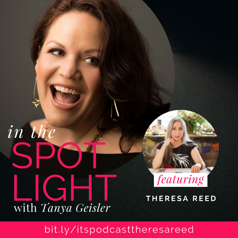 in the spotlight with theresa reed the tarot lady