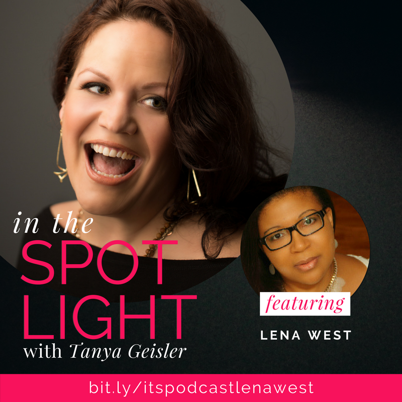 in the spotlight with lena west on ceo dna