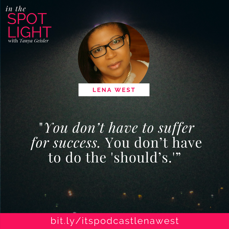 in the spotlight with lena west ceo dna