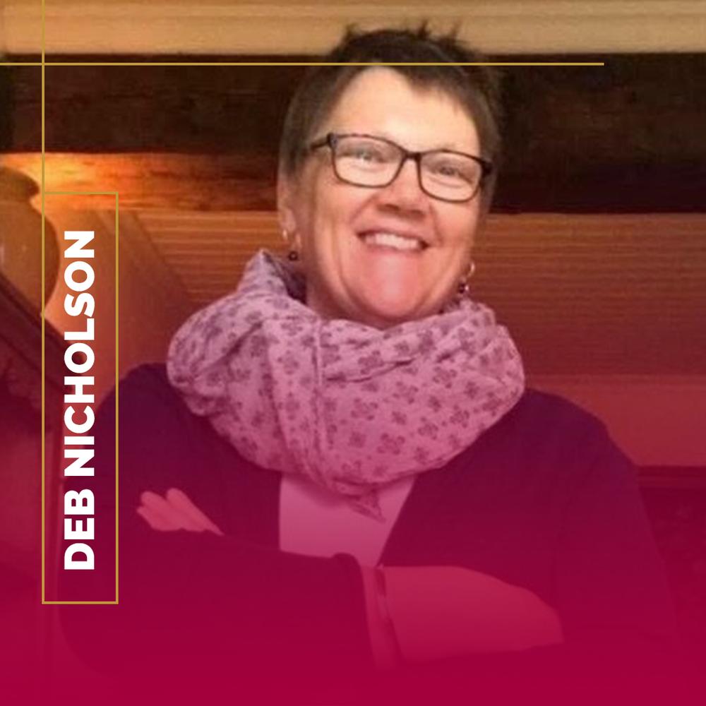 Testimonial - Sales Page - Deb Nicholson