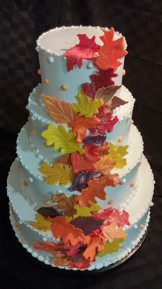 Fall Wedding - La Petite Confections.JPG