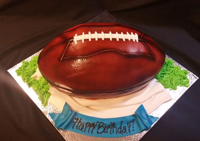 Football Cake - La Petite Confections.jpg