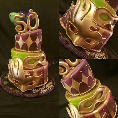 Mardi Gras Cake - La Petite Confections.jpg
