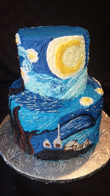 Art Cake 3 - La Petite Confections.JPG
