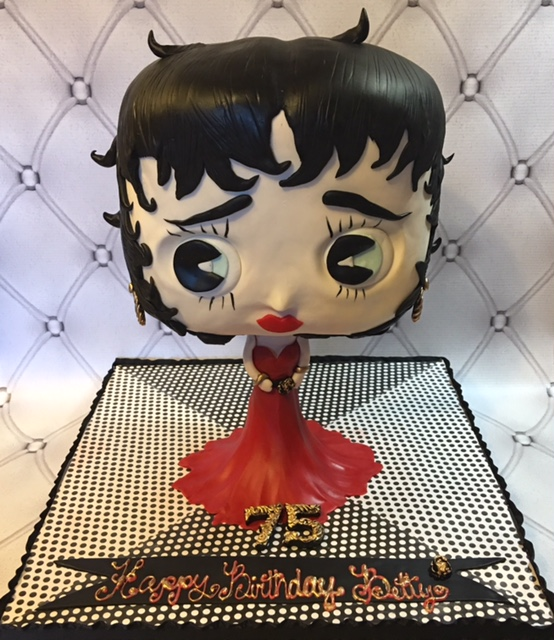 Betty Boop Cake - La Petite Confections.jpg