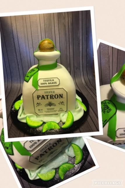 Patron Cake - La Petite Confections.JPG
