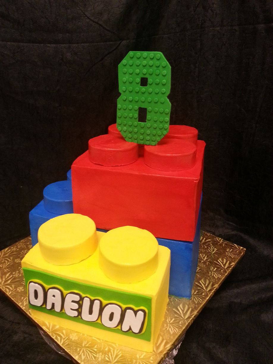 Blocks Birthday Cake - La Petite Confections.jpg
