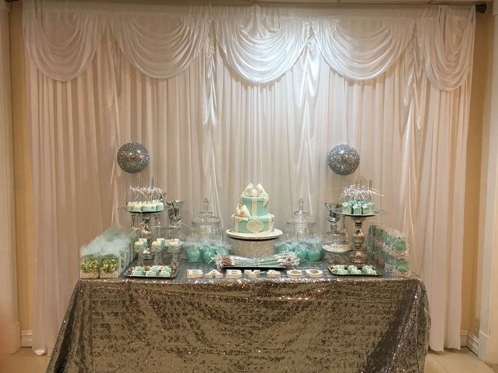New Orleans Sweets Shop Treats Table