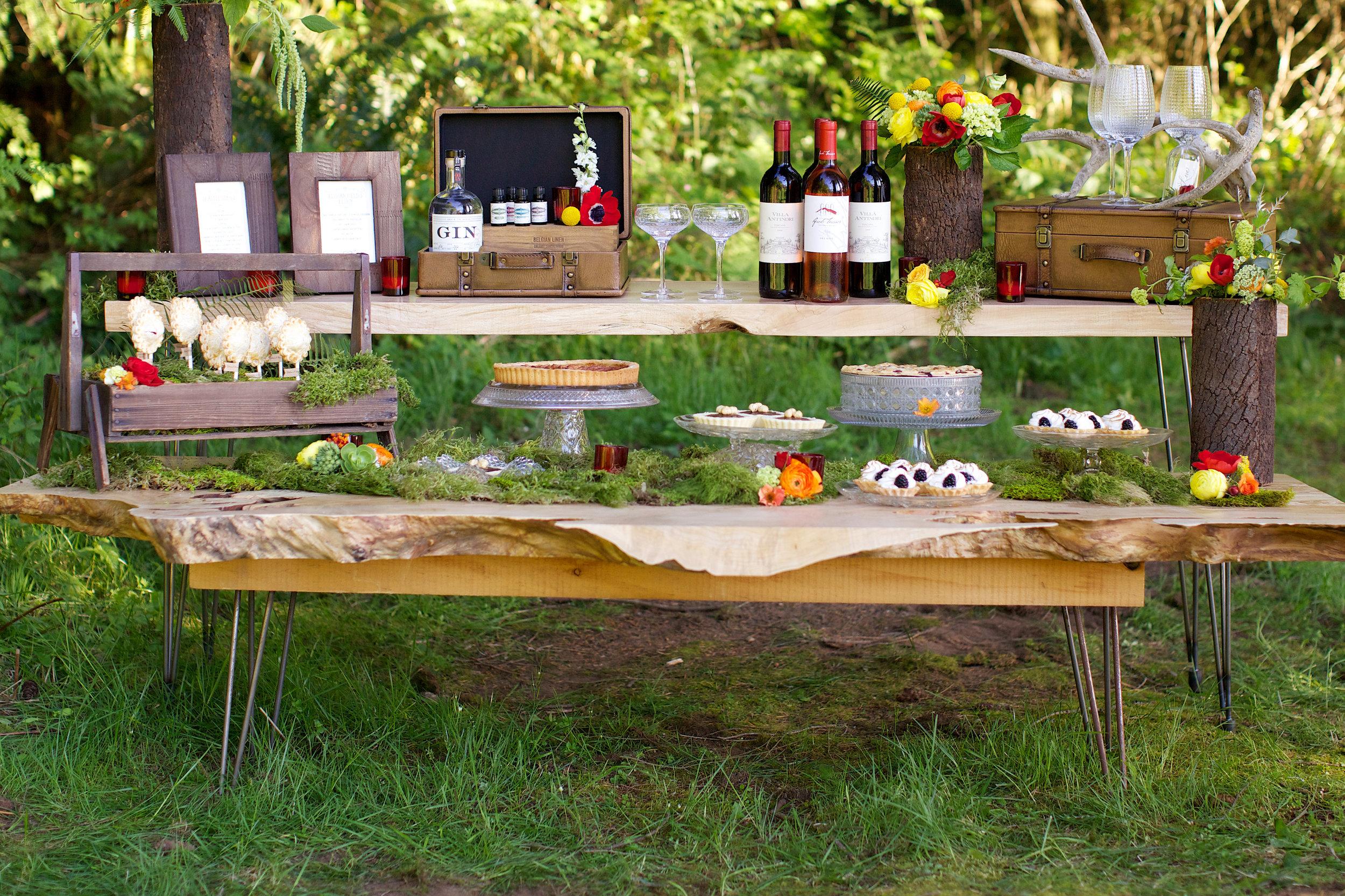 View More: http://rickplusanna.pass.us/naturalnorthweststyledshoot