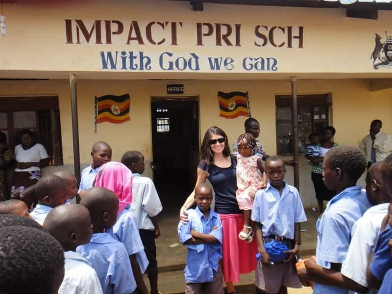 Ash in Uganda