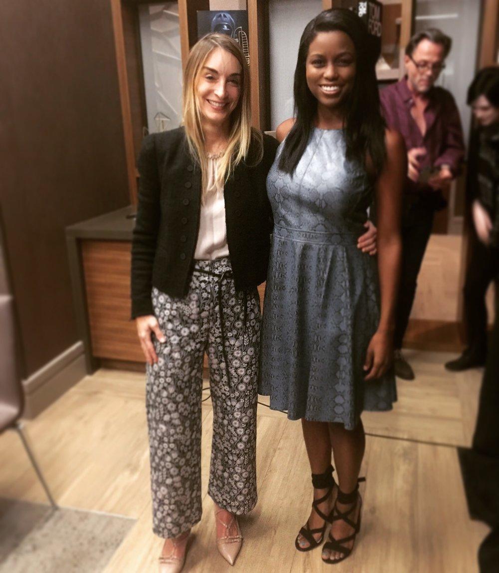Janice Sullivan, president of Rebecca Taylor and I
