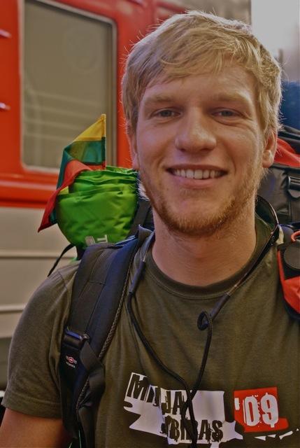 Tomas Janusas Misija Sibiras 2009