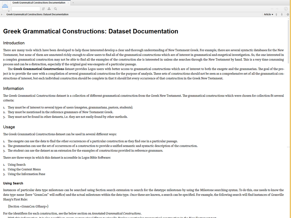 GGCDocumentation