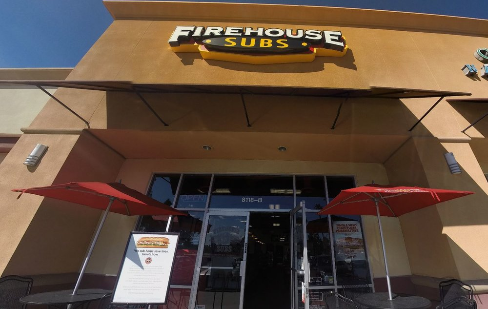 Firehouse Subs - Mira Mesa