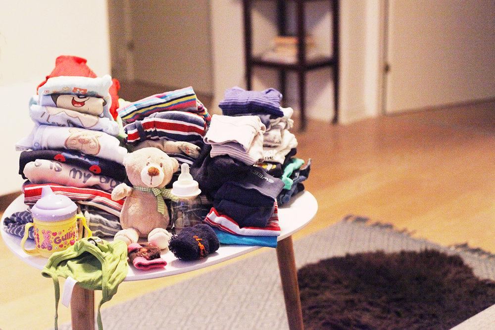 baby clothes trade