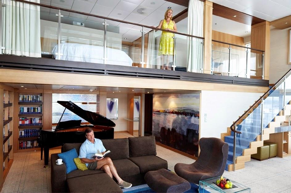 Cruise Ships A Building Product Market Michael Chusid RA FCSI CCS - Cruise ship staff quarters