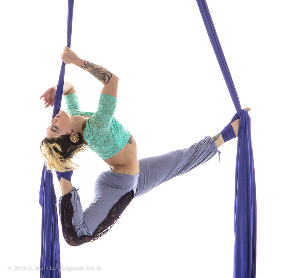 Aerial Silks Classes Fort Collins