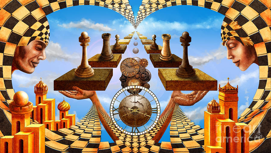 Image from:  https://pixels.com/featured/allegory-of-chess-equal-exchange-sergey-malkov.html
