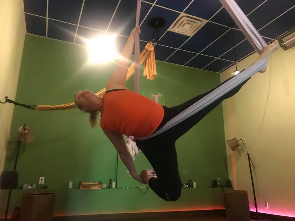 Aerial Yoga Fort Collins