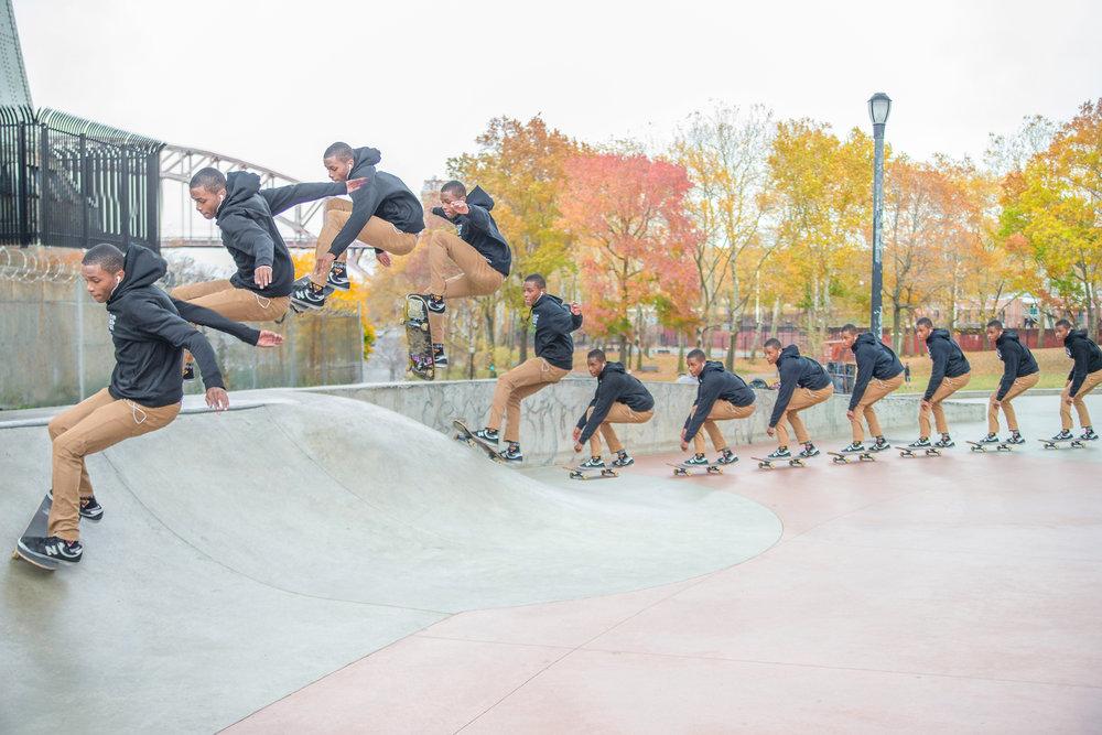 Humza Deas - Pro Skateboarder x Urban Explorer