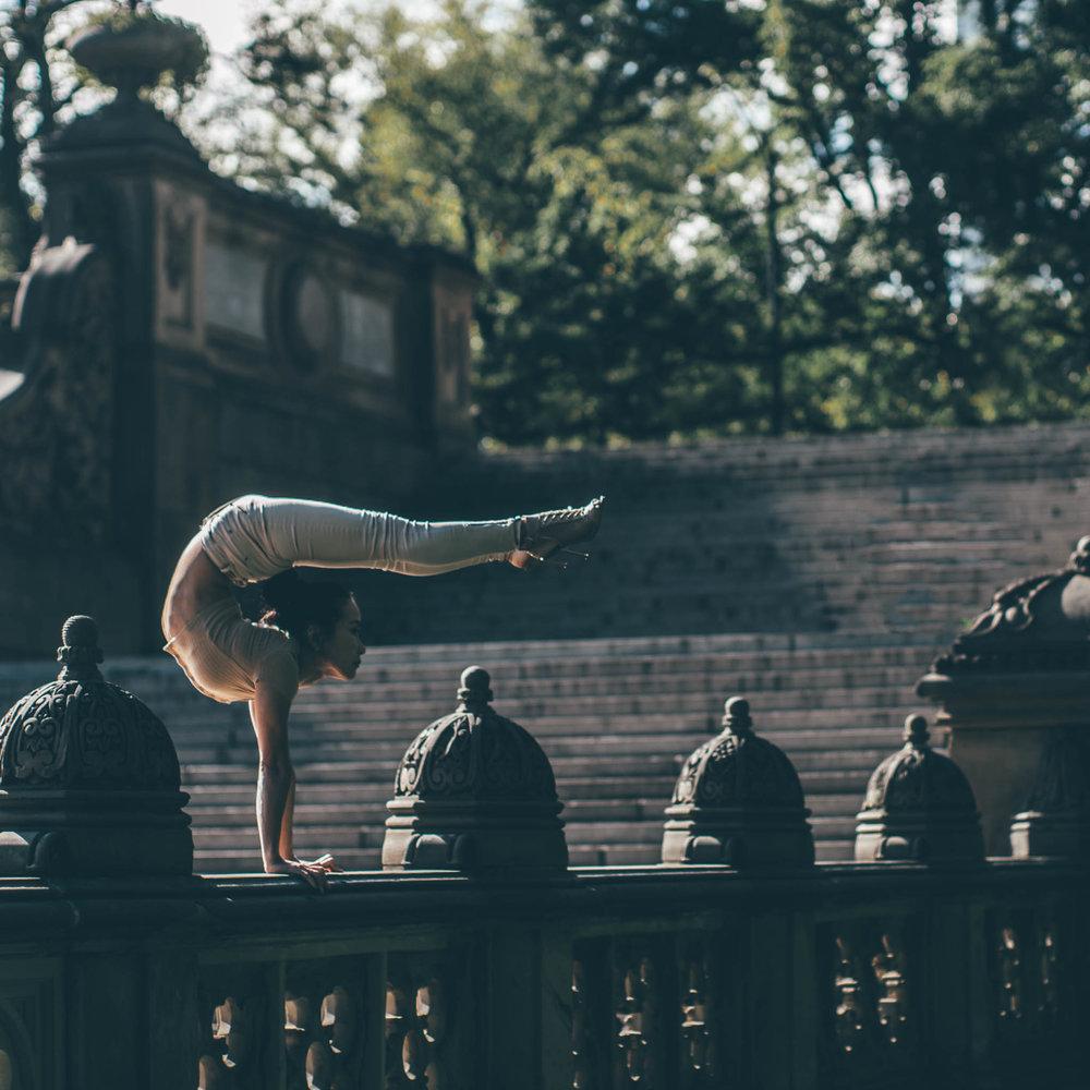 Bayarma - Cirque Du Soleil - Russia x NYC
