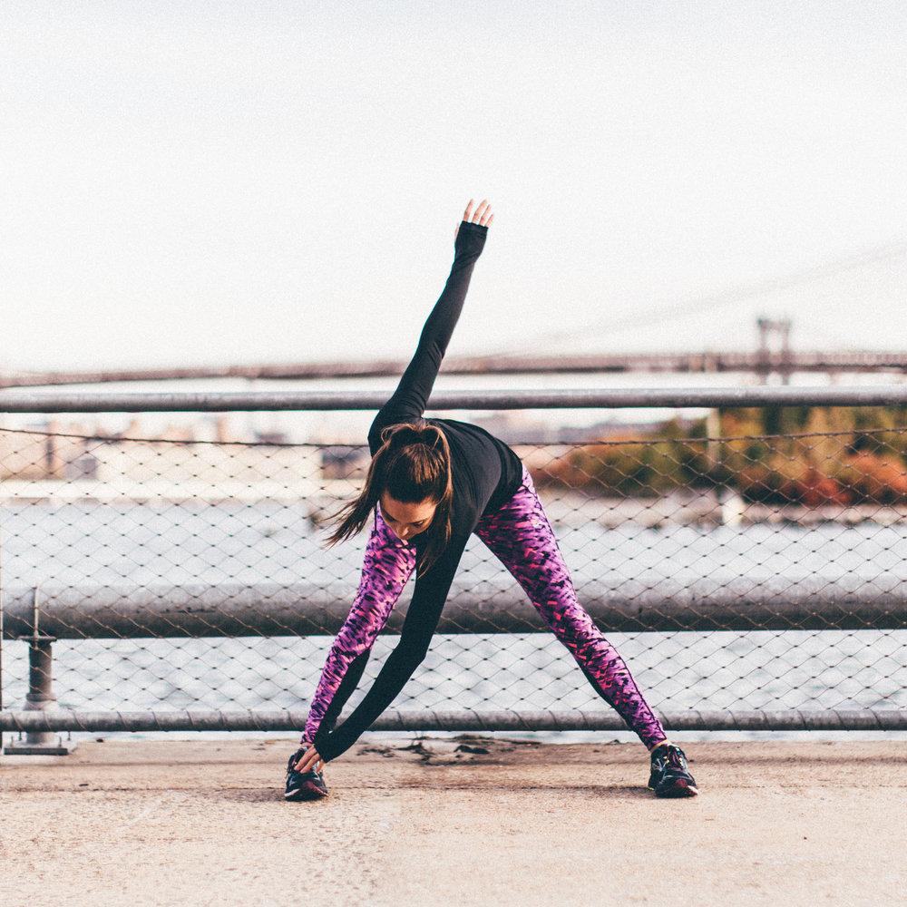 Megan Broderick - SLU Agency x Nike