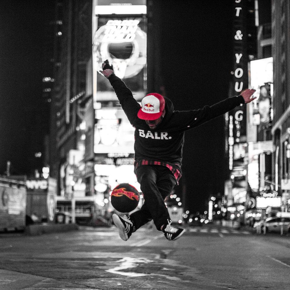 Sean Garnier - Red Bull Street Style World Champion - France x NYC