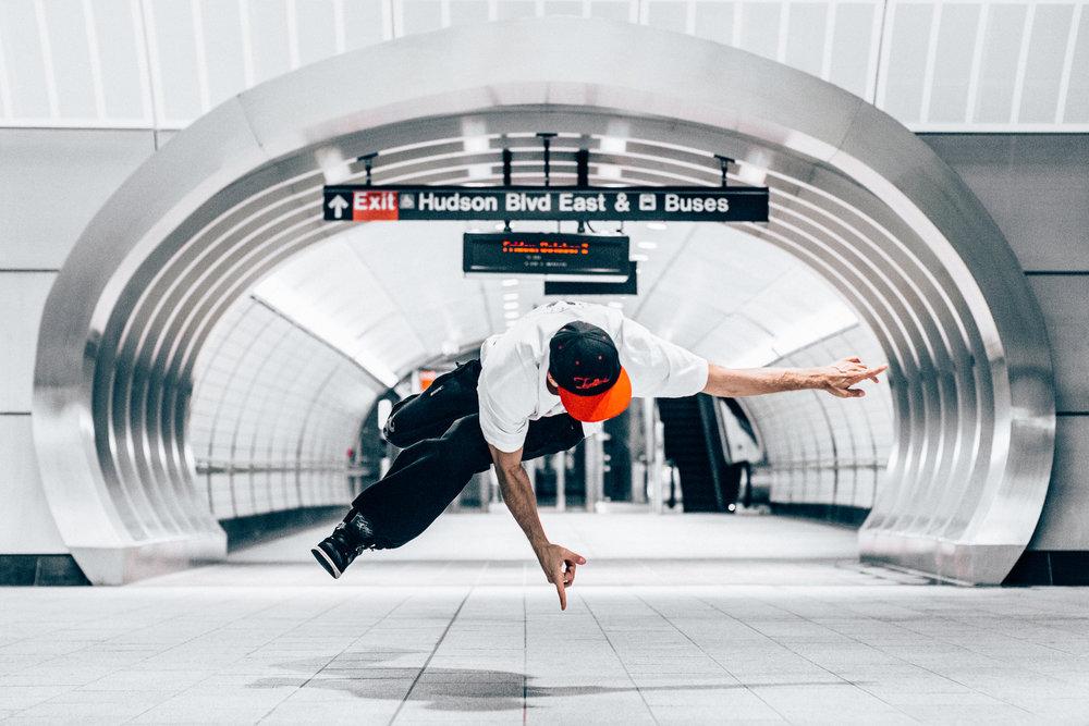 Robin - Ukraine x NYC