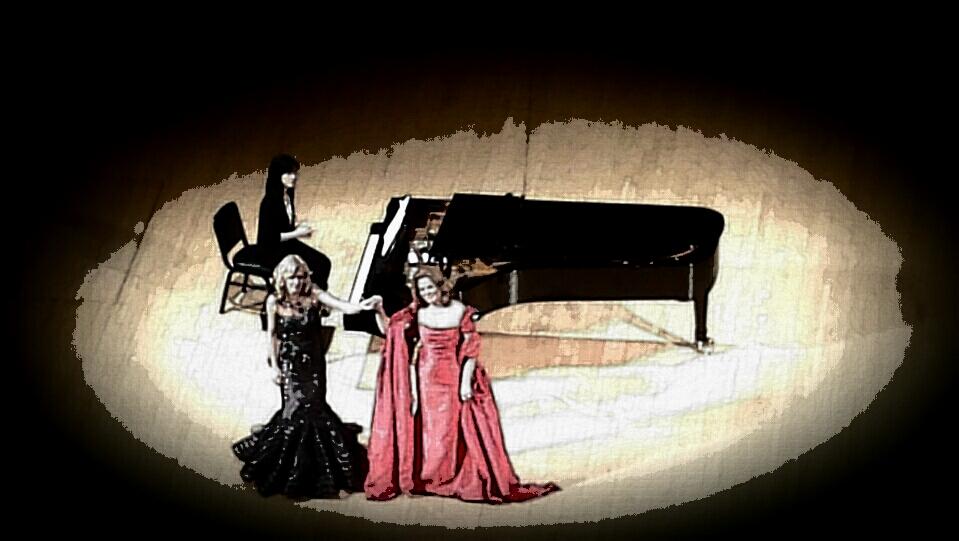 Carnegie Hall: Renée Fleming and Olga Kern 3/9/16
