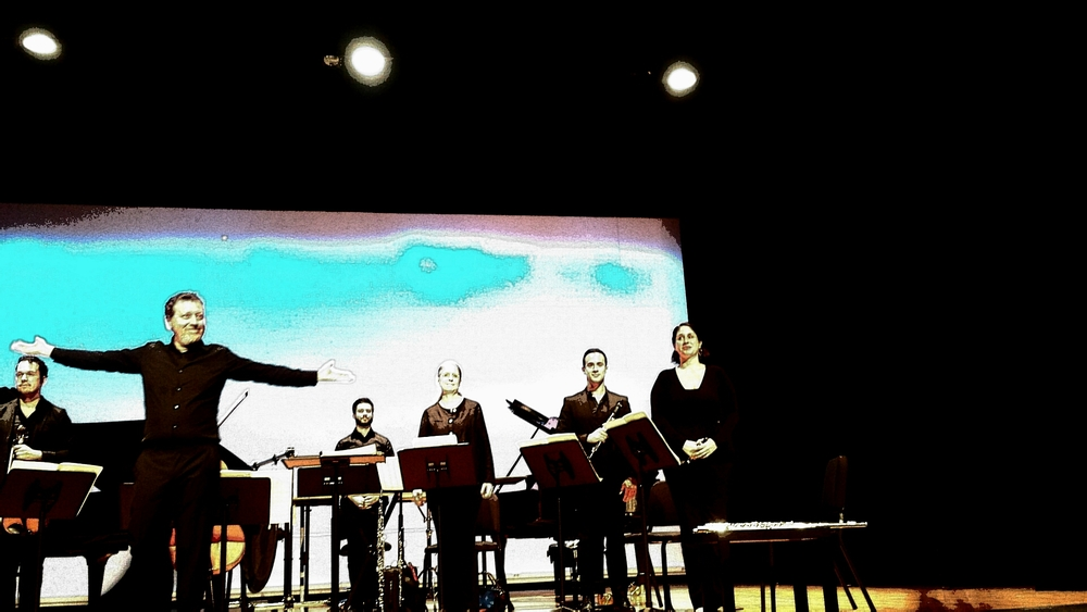 Ensemble Signal, Miller Theatre: Thursday March 24, 2016