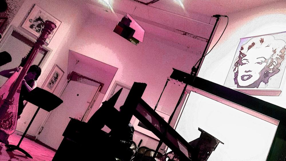 Robert Fleitz, harmonium. Emily Levin, harp. David A. Nagy, bassoon.
