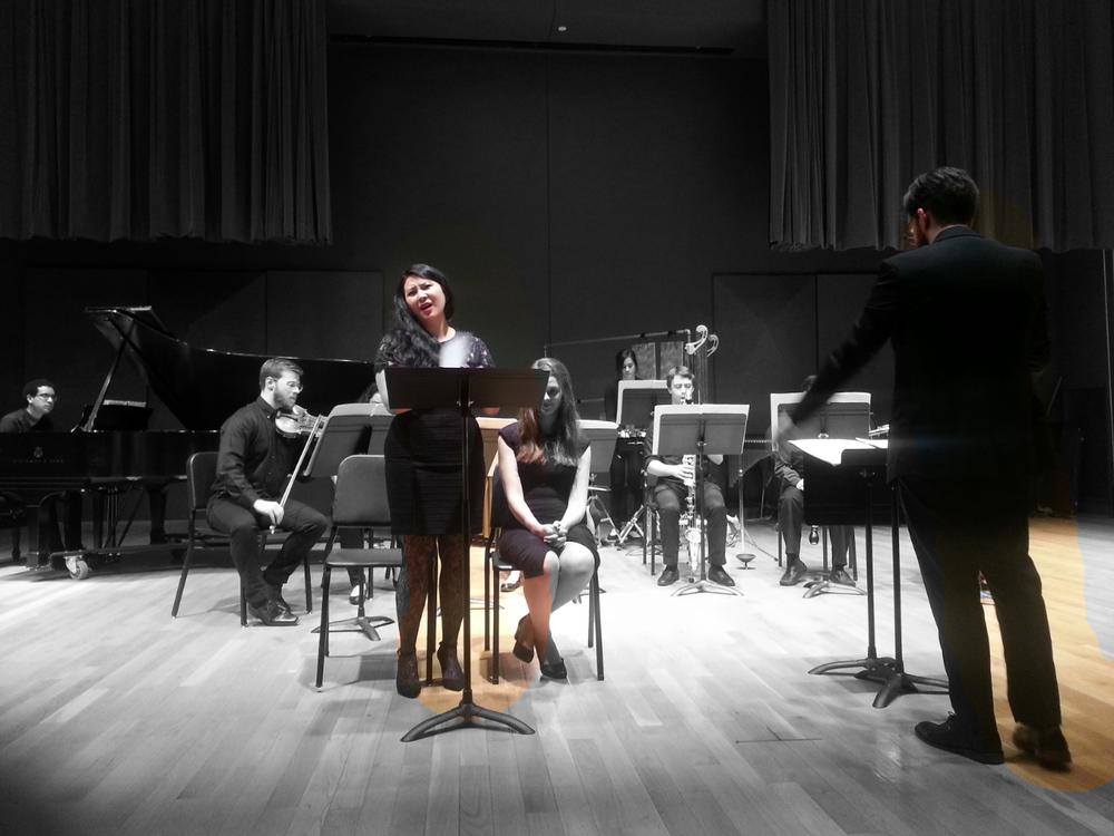 Felicia Chen, soprano. Jeffrey Meads, conductor