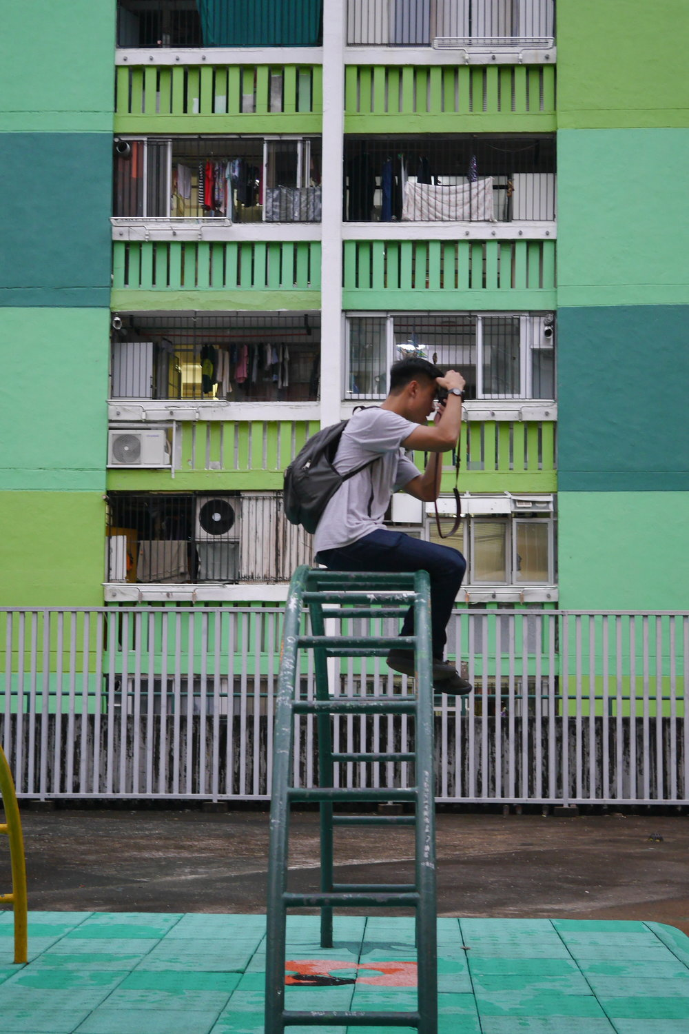 Learn about what's life in Hong Kong back in the days at a public housing estate in Kowloon.