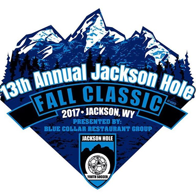 13th Annual Fall Classic begins today!!! Please come out to the soccer fields this weekend and support our teams.  Also a HUGE thank you to our Tournament Presenting Sponsor Blue Collar Restaurant Group!! They will be providing concessions for our tournament at the Main tent.  #BlueCollarRestaurantGroup #FallClassic