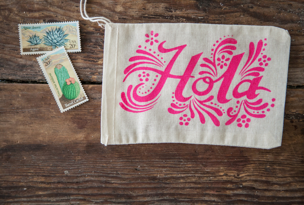 Hola Bags by Hecho Por Sego