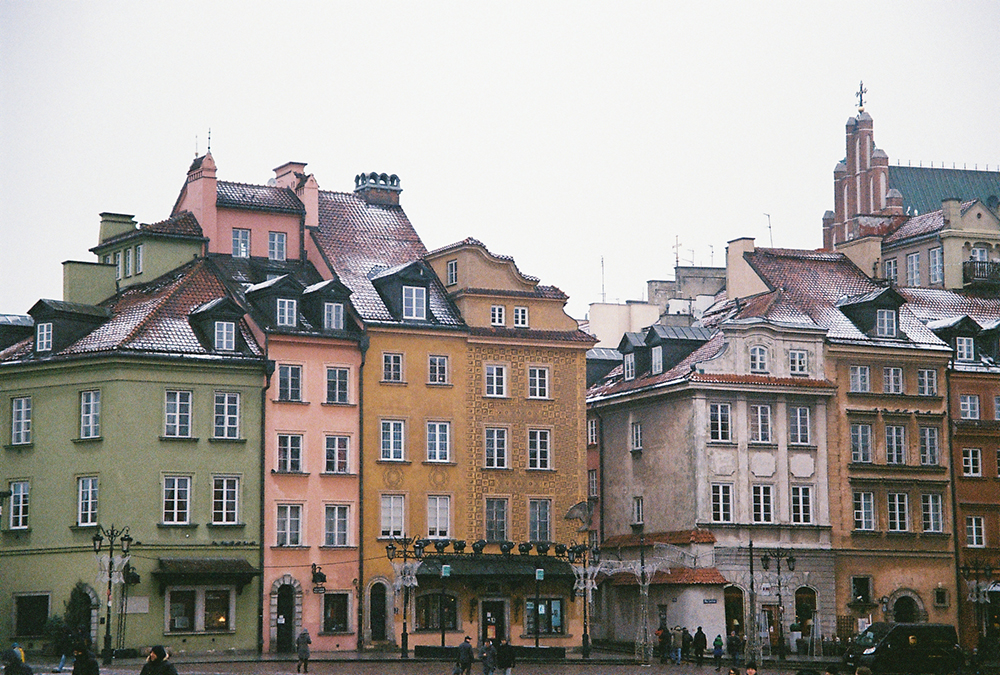 Photo of Warsaw, Poland by Becca Kudela