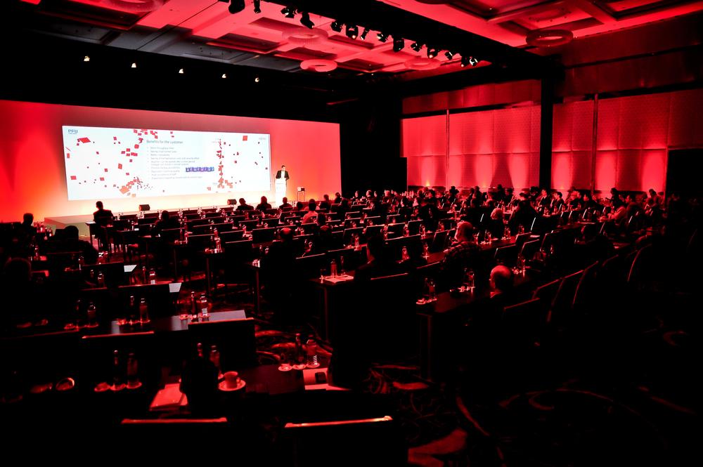 Kongress mit Ausstellung und Rahmenprogramm