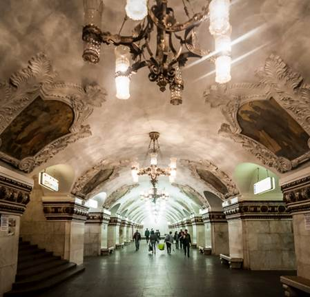 Moskau Incentive